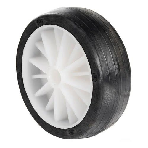 Small spare rollers for helm