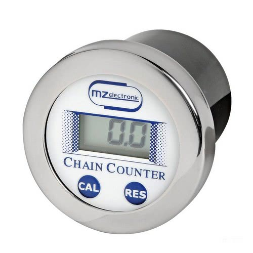 MZ ELECTRONIC recess fit chain counter