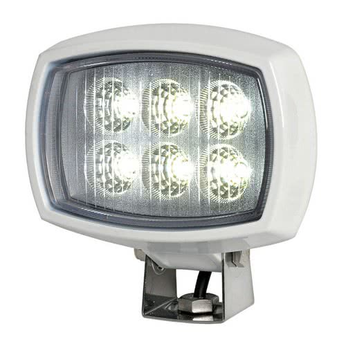 Faro LED HD 6x3W da roll-bar orientabile