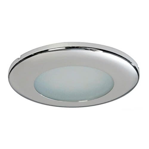 luce a 18 led 12V satinata