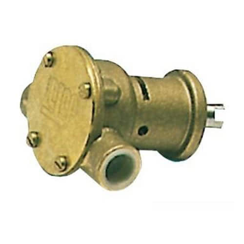 16 038 00 Nauco St114 Flanged Pump Straight Fitting On