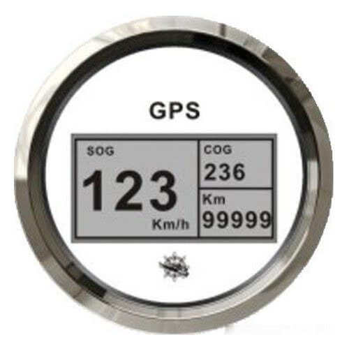 2778001 Gps Speedometer Mile Counter Without Transducer Osculati Digital Radar 2778101 2014