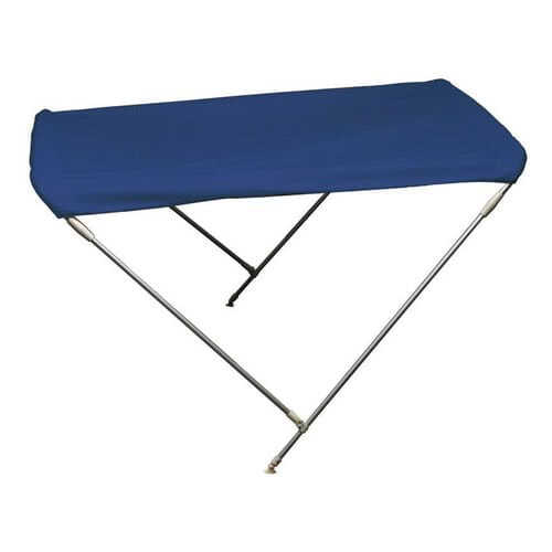 Tendalino 2 archi Light 150/160 blu Capottina barca - Tenda Nautica para sole