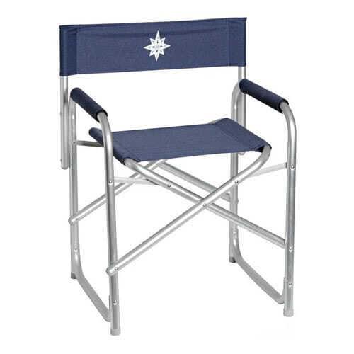 Anodized aluminium Director's folding chair
