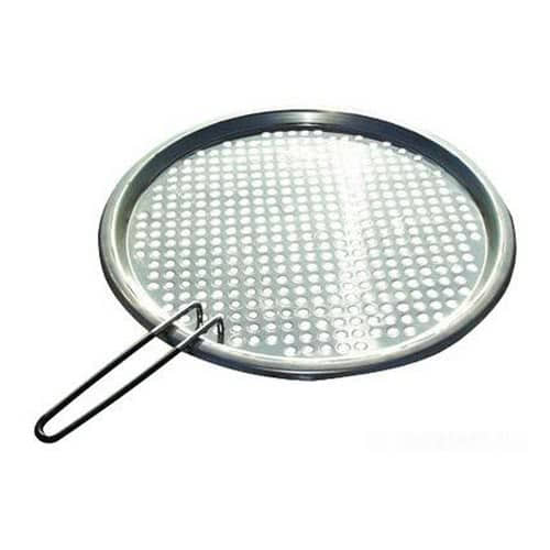 Removable anti-stick griddles made of Teflon coated stainless steel
