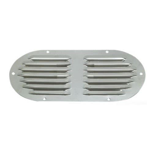 Oval Louvred Vents