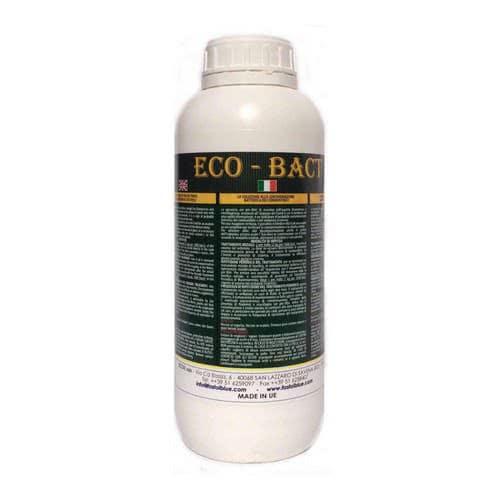 ECO BACT battericida per gasolio