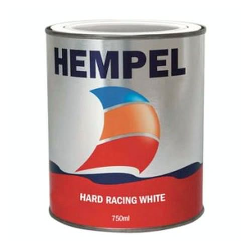 Hard Racing - Bianco 10000 - 0,75 LT - Antivegetativa Matrice Dura - HEMPEL
