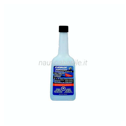Evinrude 2 + 4 Fuel Conditioner 237 ml