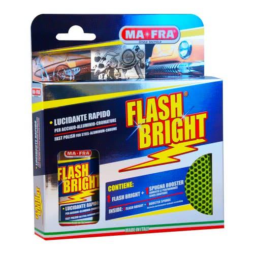 MAFRA Flash Bright da 80 ml con spugna per lucidare