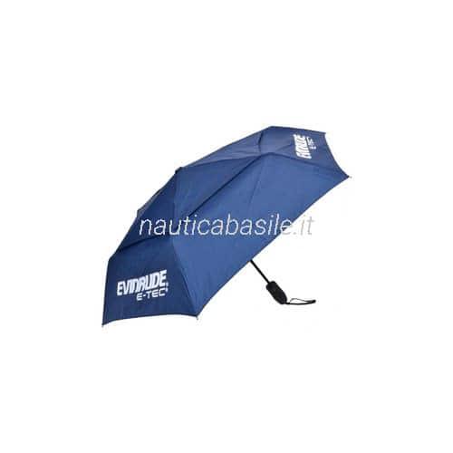Ombrello Portatile Blu Evinrude Johnson BRP