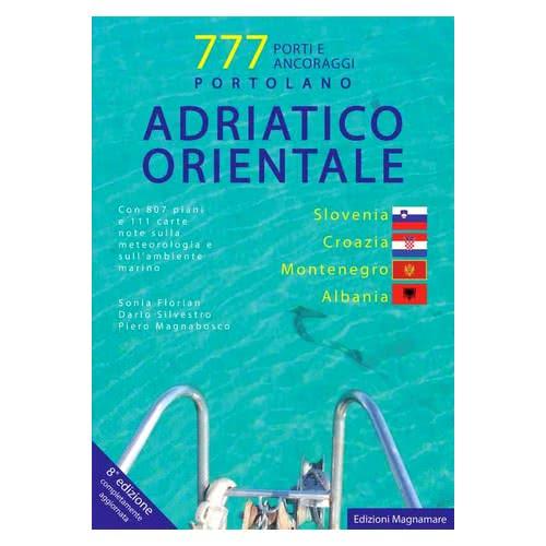 777 Portolano Porti e ancoraggi - Adriatico orientale